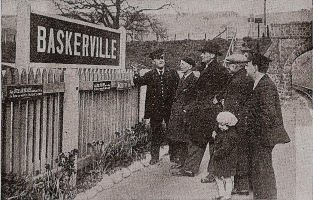 Baskerville Station